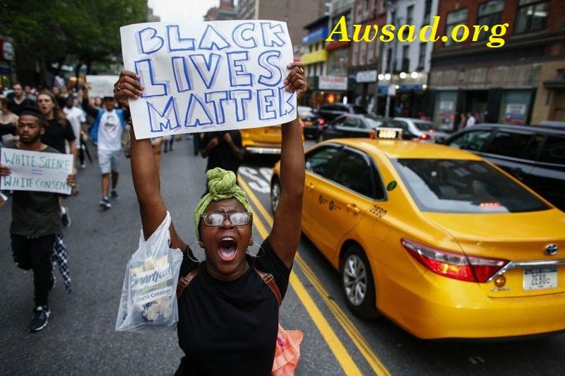 Komunitas Black Lives Matter Menggoncangkan Amerika Serikat Sepanjang 2020