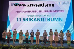 Perayaan Komunitas Srikandi BUMN Indonesia